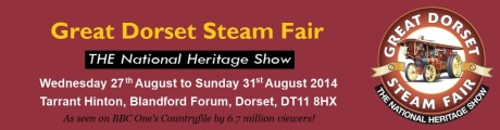 Lost The Plot Return To The Great Dorset Steam Fair